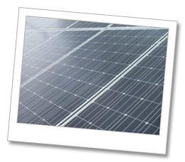 Solar Panels on roof in Cambridgeshire