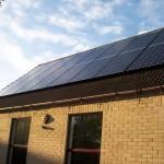 Solar PV in Whittlesford