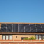 St Ives Solar PV installation - completed